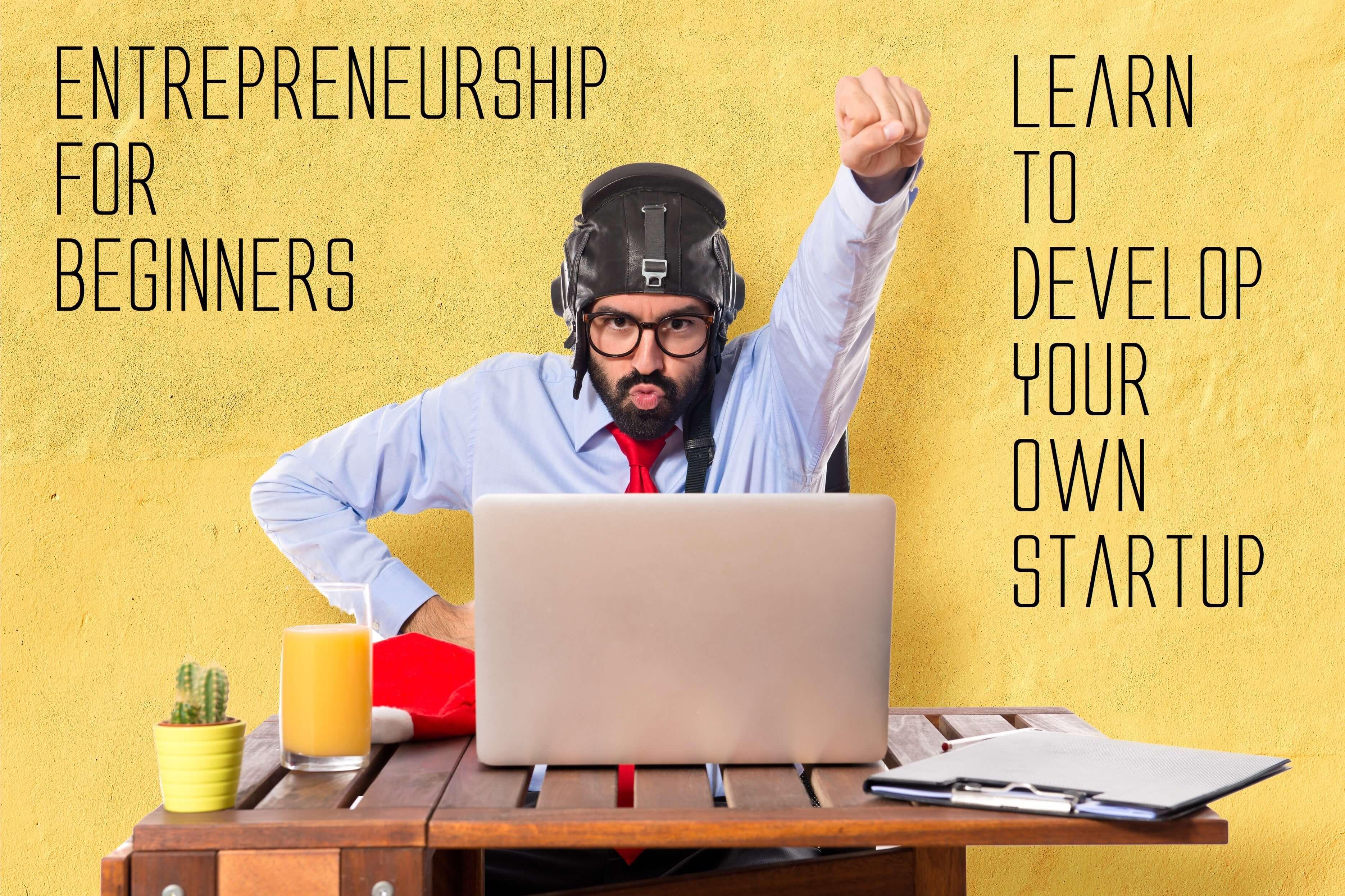 Entrepreneurship for Beginners - Startup   Entrepreneur Hackathon Webinar