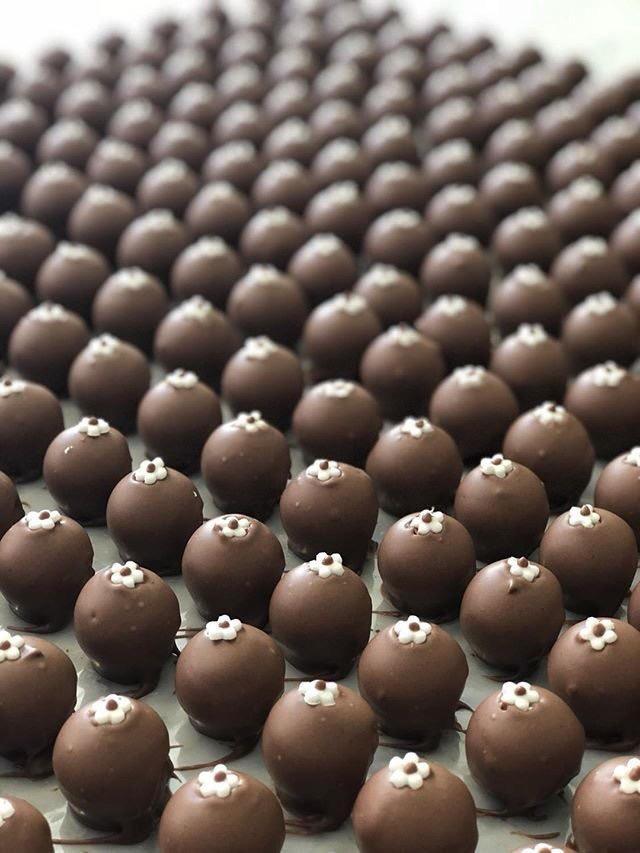 Chocolate Making - Chocolate Truffles