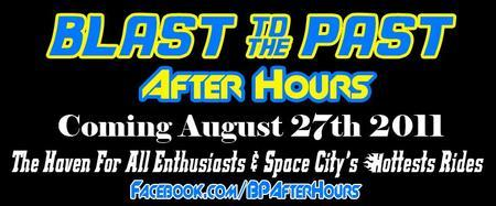 Blast to the Past After Hours