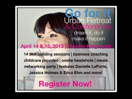 #WIBN Go For It Urban Retreat and Conference