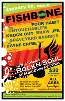 All For Angels Fundraiser-The Rockin' Soul Skankdown