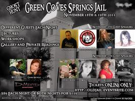 Ghost Hunt Green Coves Springs Jail LIMITED TICKETS -...