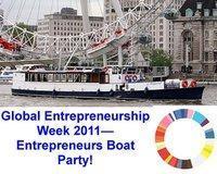 Entrepreneurs Boat Party