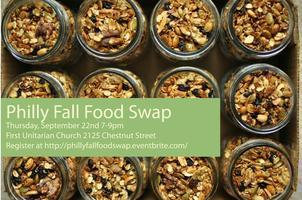 Philly Fall Food Swap