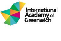 The International Academy of Greenwich logo