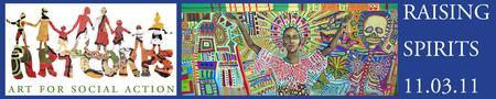 Raising Spirits 2011: An Evening of Art and Stories