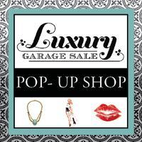 Luxury Garage Sale Pop-up Shop at Oak Street Design