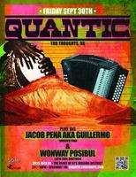 QUANTIC (Tru Thoughts) at SOM. Friday September 30th +...