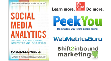 Social Media Analytics - An Evening with the Author,...
