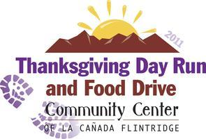 Thanksgiving Day Run & Food Drive