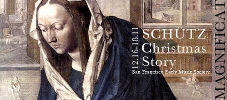 Schütz: Christmas Story - San Francisco