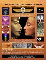 ALCHEMY EVENT 2012 COSMIC PASSPORT