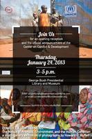 Conflict & Development Opening Reception