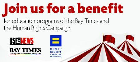 Benefit for the Use the News Foundation (SF Bay Times)...