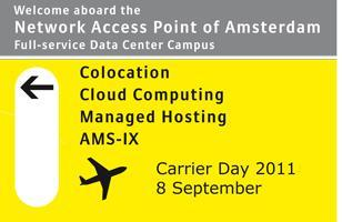 NAP of Amsterdam: Carrier Day