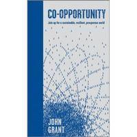 UX Bookclub August: 'Co-opportunity' by John Grant