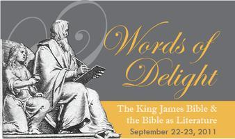 Words of Delight: The King James Bible & the Bible as...