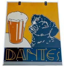 Dante's Bar & Music Venue logo