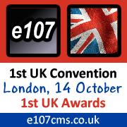 e107 UK User Convention