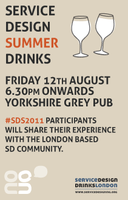 Service Design *Summer* Drinks