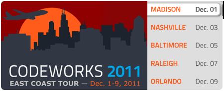 CodeWorks '11 - Madison