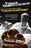 "Electro-acoustic Solo Project ""Travel Expenses"""