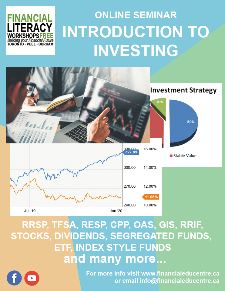 Introduction to Investing in Stock Market - For Beginners