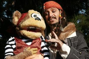 The Comedy Pirate Captain Jack Spareribs comes to The Buddy...