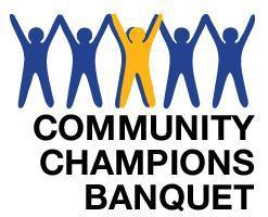 Community Champions Banquet with Keynote Speaker U.S....
