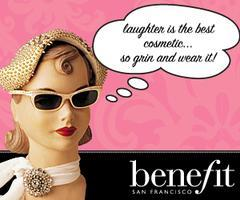 TIC's Private Event for Members at Benefit Cosmetics