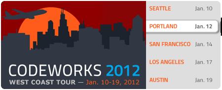 CodeWorks '12 - Portland