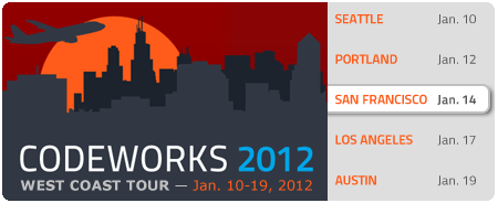 CodeWorks '12 - San Francisco