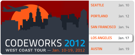 CodeWorks '12 - Los Angeles