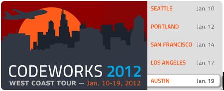 CodeWorks '12 - Austin