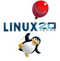 Linux 20周年开发者庆典活动