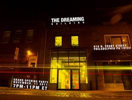 Grand Opening of The Dreaming Building