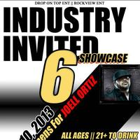 INDUSTRY INVITED pt.6 SHOWCASE