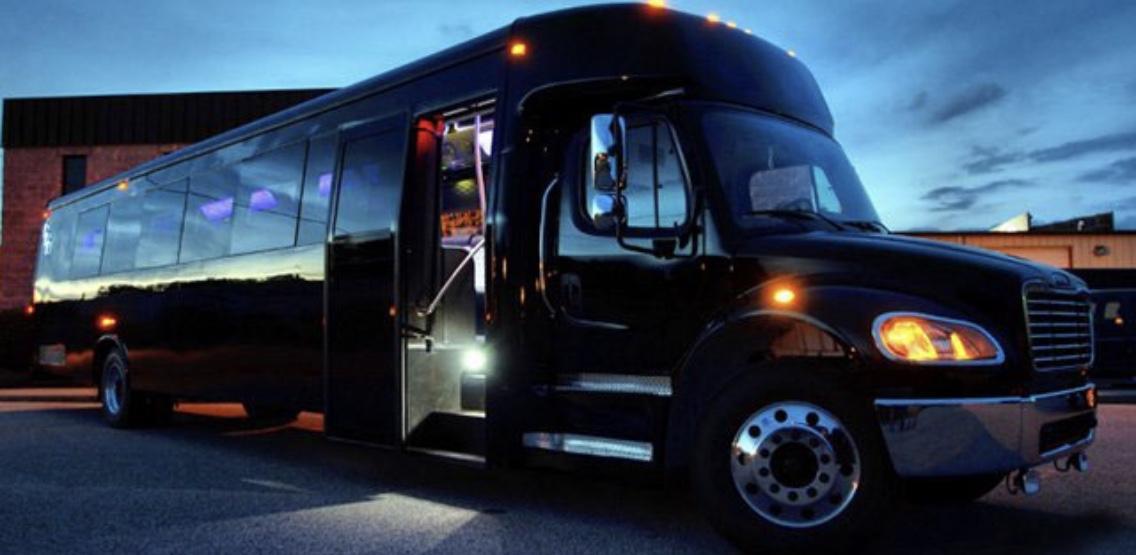 Detroit Party Bus