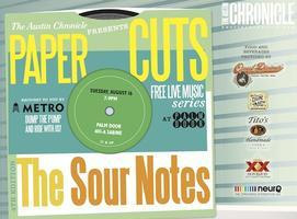 Paper Cuts Live Music Series: THE SOUR NOTES