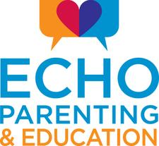 Echo parenting and Education logo