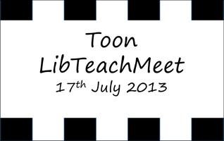 Toon LibTeachMeet