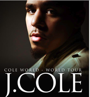 COLE WORLD TOUR feat. J. Cole : Live in Houston :...