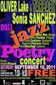 Jazz Poetry Concert