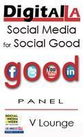 Digital LA - Social Media for Social Good panel