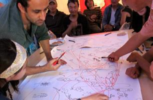 Network Mapping and Analysis: A Workshop