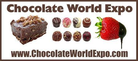 Chocolate World Expo (NJ) at the Meadowlands