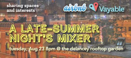 Community Mixer & NYC Launch Party