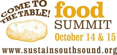 Come to The Table -  Food Summit South Puget Sound