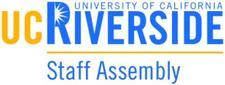 UCR Staff Assembly logo