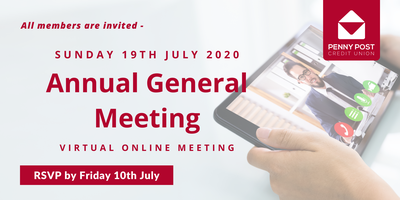 Penny Post Rescheduled Annual General Meeting